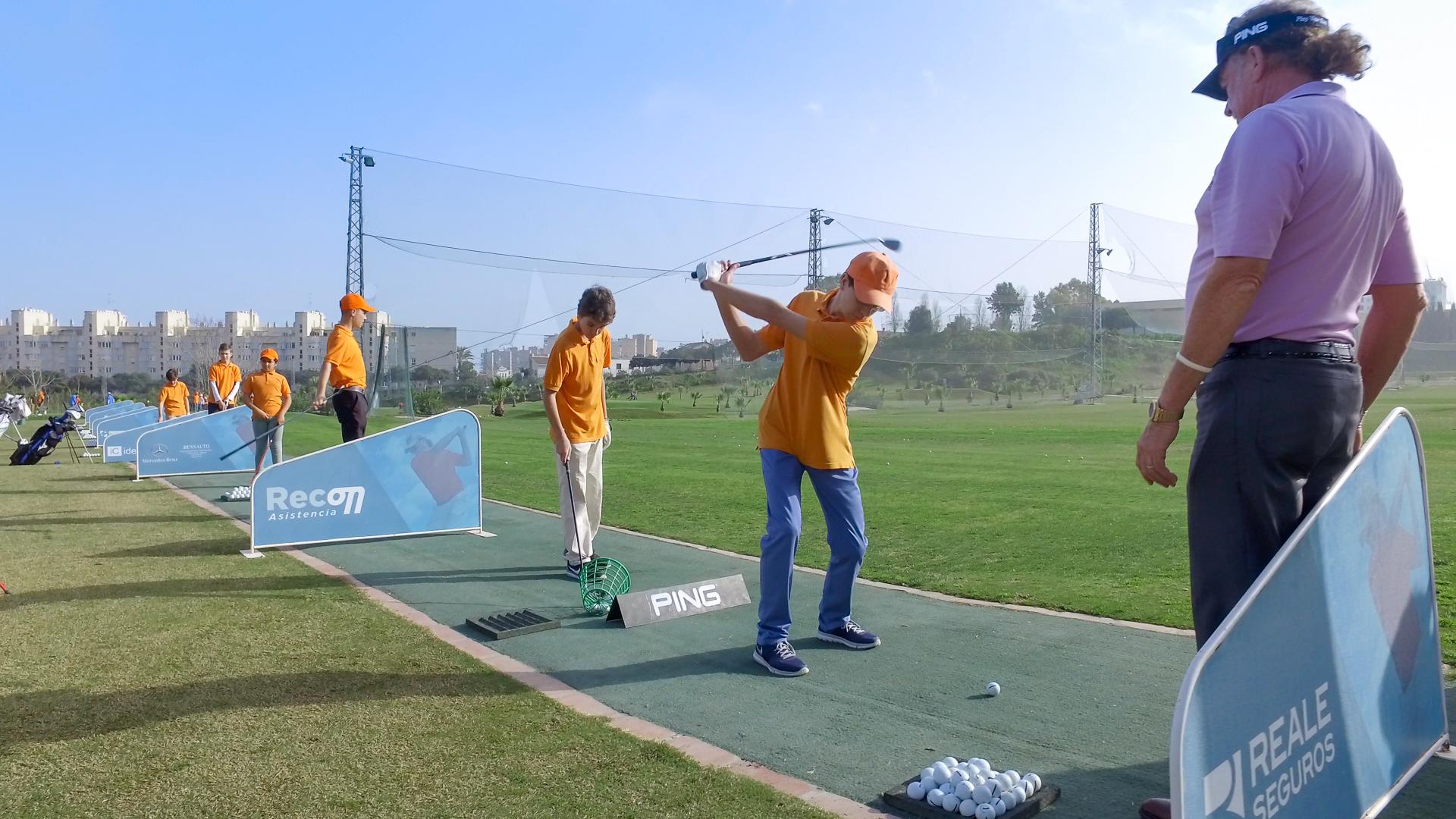 MAJ golf practice Zones