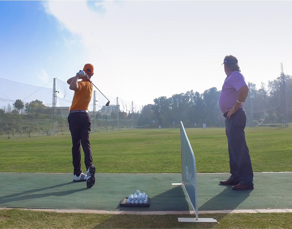 Clases de golf nivel avanzado - advanced adult golf lessons