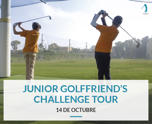 JUNIOR GOLFRIEND'S CHALLENGE TOUR