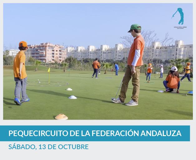 PEQUECIRCUITO DE LA FEDERACIÓN ANDALUZA