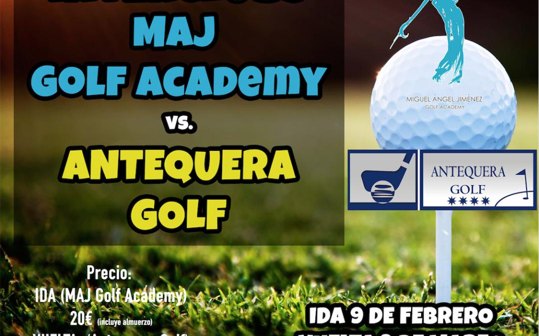 Interclub Los Moriscos Golf – MAJ Golf Academy