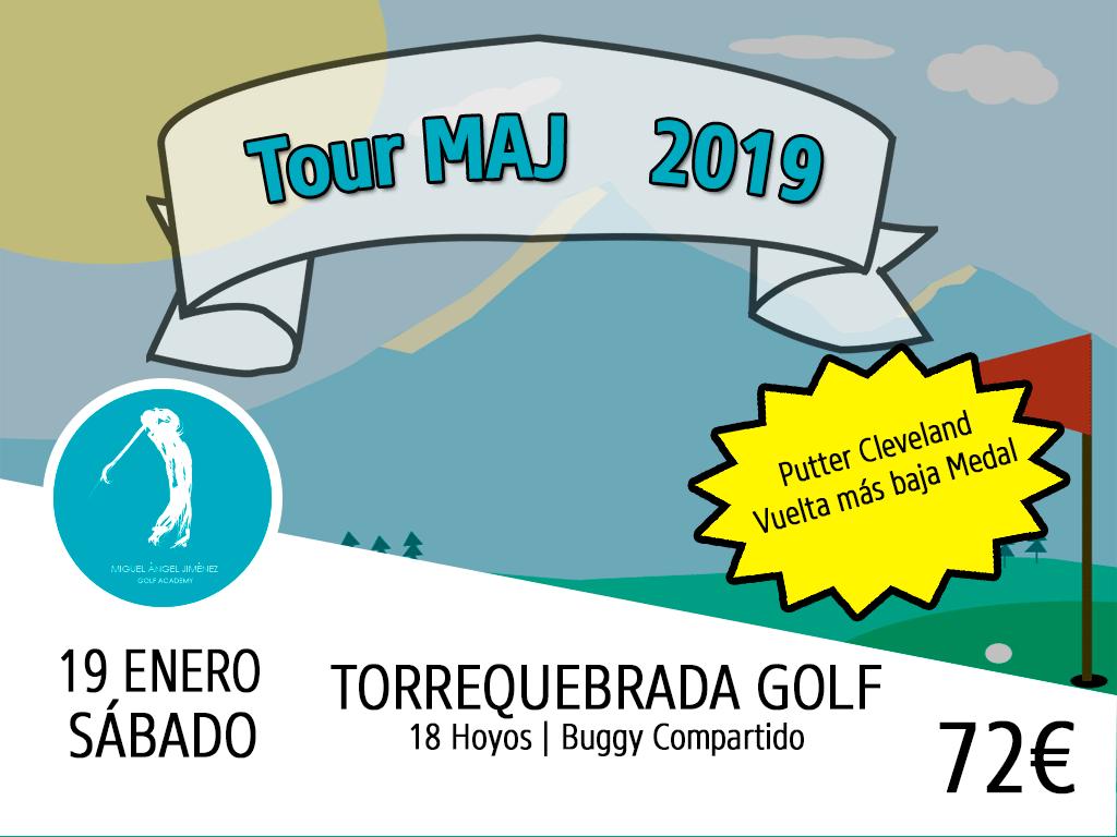 Tour MAJ 2019