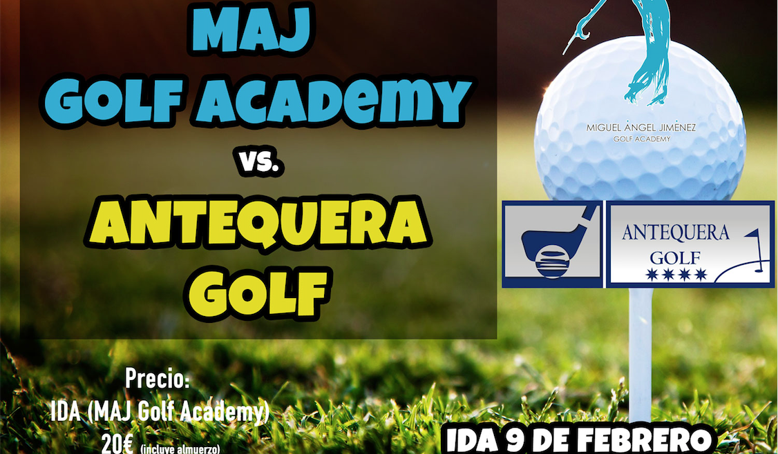 Interclubs Antequera Golf vs MAJ